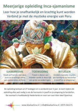 Opleiding sjamanisme