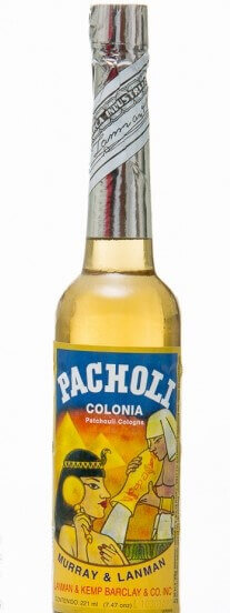 Patchouli Cologne (Colonia de Pacholi) 221ml