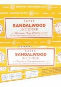 Sandelhout wierook