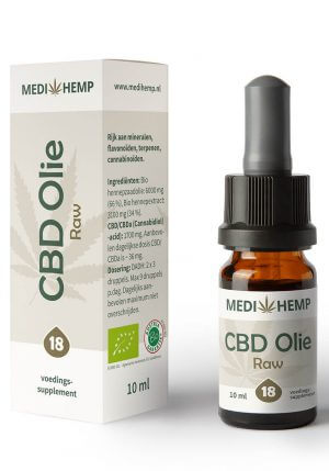CBD Olie 18% 10ml